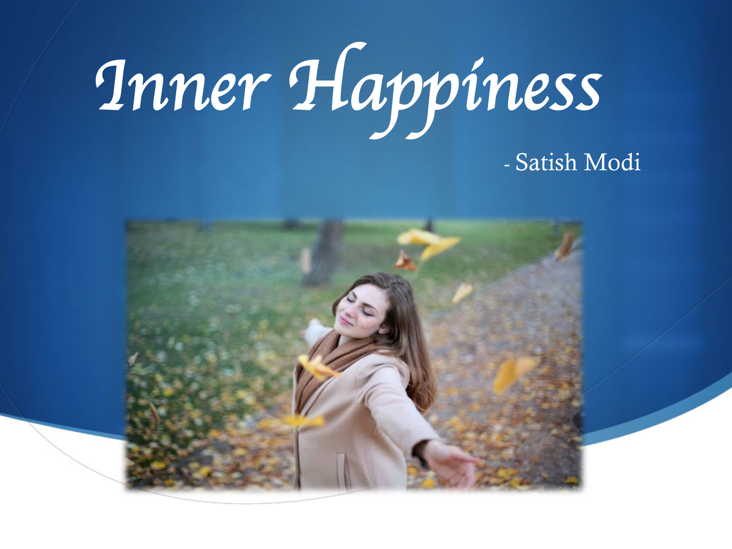 Inner Happiness through the Art of Dying-1