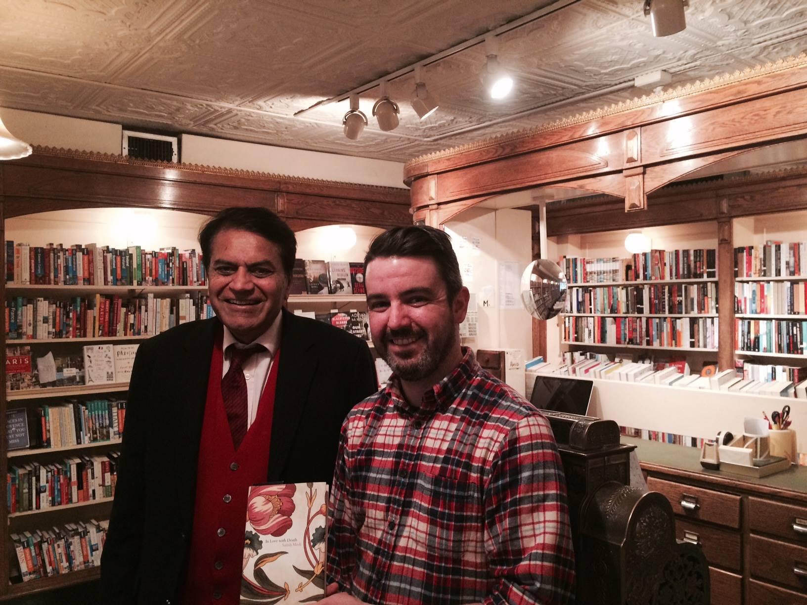 The Corner Bookstore, New York